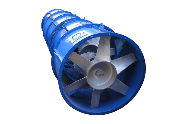 High Pressure Axial Fan : Our products